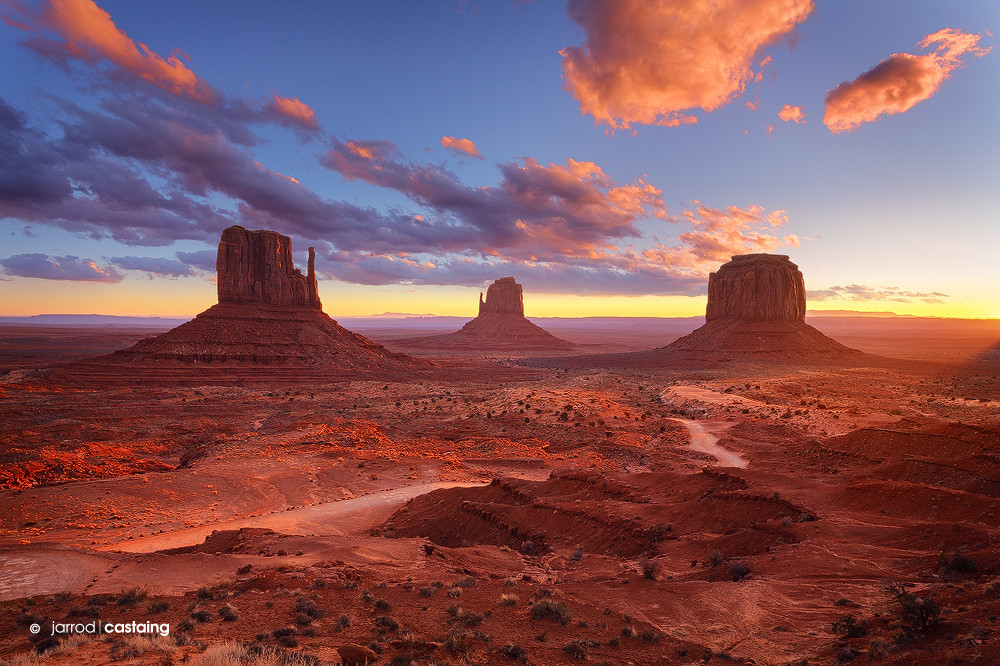 Limited Edition Print - Monument Valley