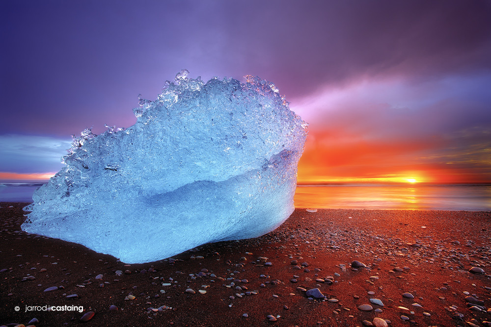 Limited Edition Print - Fire and Ice