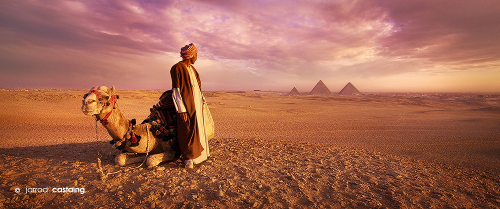 Limited Edition Print - Giza