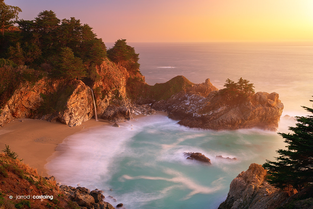 Limited Edition Print - McWay Falls