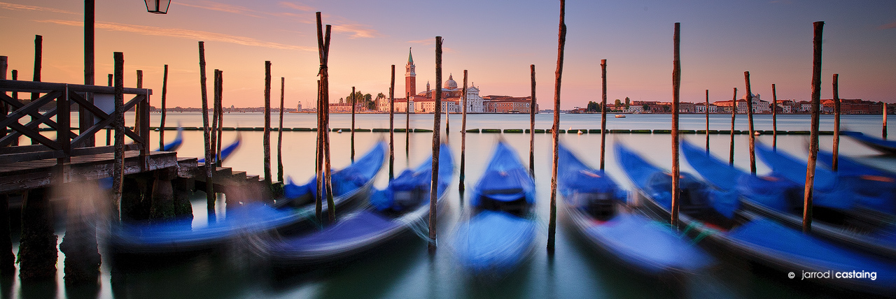 Limited Edition Fine Art Landscape Print of Venice