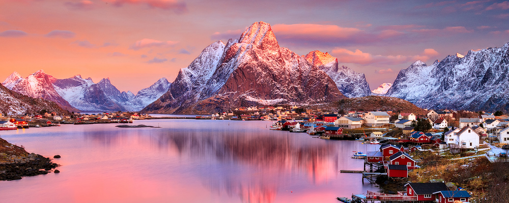 Lofoten Winter Norway - 5 Day Photography Tour